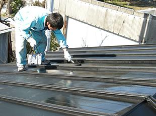 松浦塗装の屋根塗装のこだわり画像1