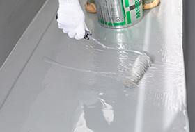 防水塗装画像
