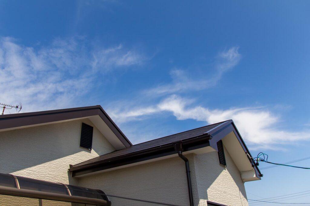 屋根が老朽したら屋根塗装①