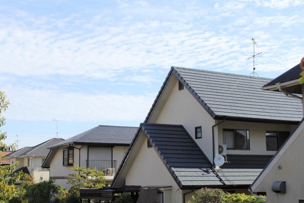 屋根が老朽したら屋根塗装②